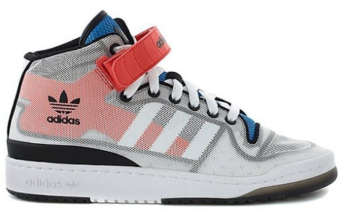 adidas Originals Forum Mid Lite - Multicolor