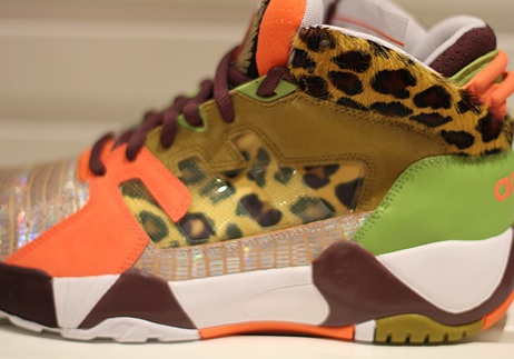 adidas Originals x Jeremy Scott Sneaker Mid