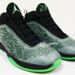 Air Jordan 2011 Black/ Electric Green - New Images