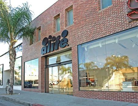 Alife Hollywood Sneaker Store