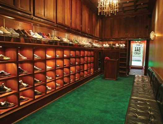 Alife Rivington Club (A.R.C.) Sneaker Store