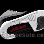 Air Jordan III (3) Retro 'Stealth' - New Images