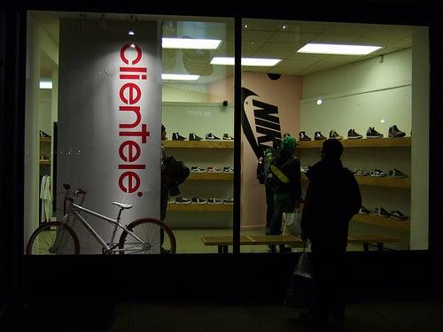 Clientele Sneaker Store