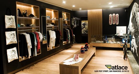 Fatlace San Francisco Sneaker Store