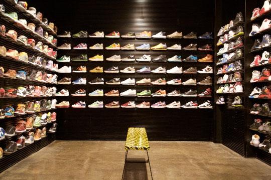 Retro Shoe Stores New York