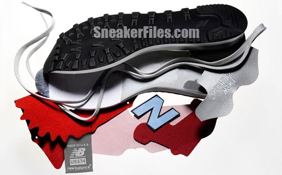 New Balance Releases Custom US574