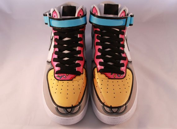 Nike-Air-Force-1-Mid-'Homer-Simpson'-Custom-05