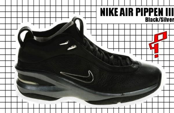 Nike Air Pippen Signature Series