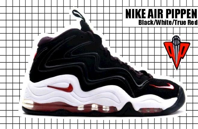 sale retailer 2285c b3786 A Look Back  Nike Air Pippen Signature Series   SneakerFiles