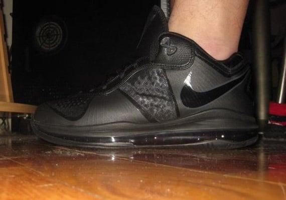 Nike-LeBron-8-V2-Low-'Blackout'