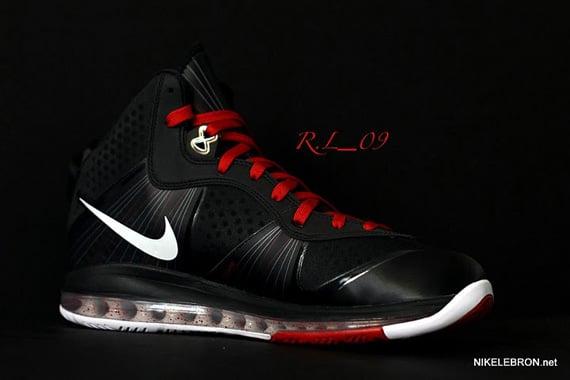 Nike-LeBron-8-V2-'Portland'-New-Images-03