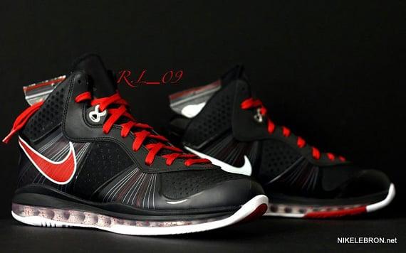 Nike-LeBron-8-V2-'Portland'-New-Images-02