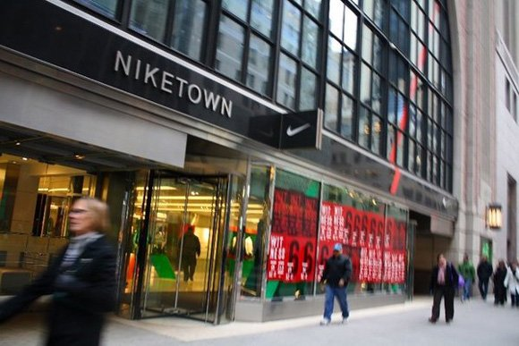 nike store location ny