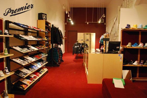 Premier Boutique Sneakerfiles