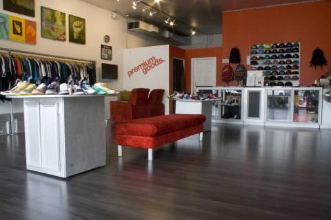 Premium Goods NY Sneaker Store