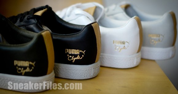 Puma Clyde x UNDFTD Launch