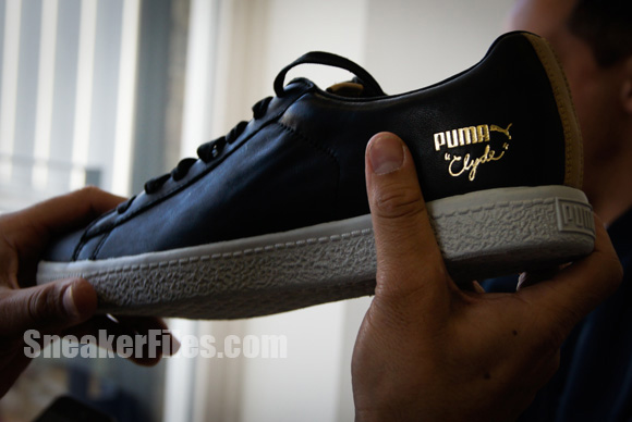 Puma Clyde x UNDFTD Launch