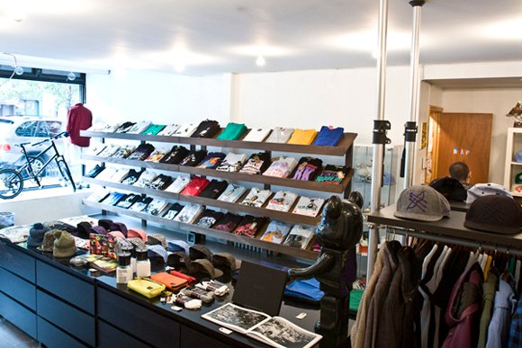 Reed Space NYC Sneaker Store