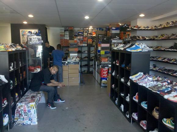 Rif Shoes Store Los Angeles