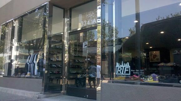 Rif LA Sneaker Store