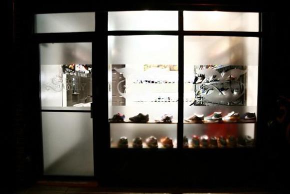 Secret Society Sneaker Store