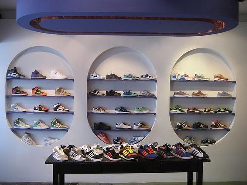 Shoe Biz Mission Sneaker Store