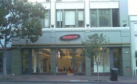 Sportie LA San Diego Sneaker Store