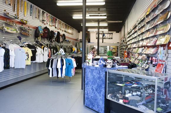 Stratosphere Skate Shop