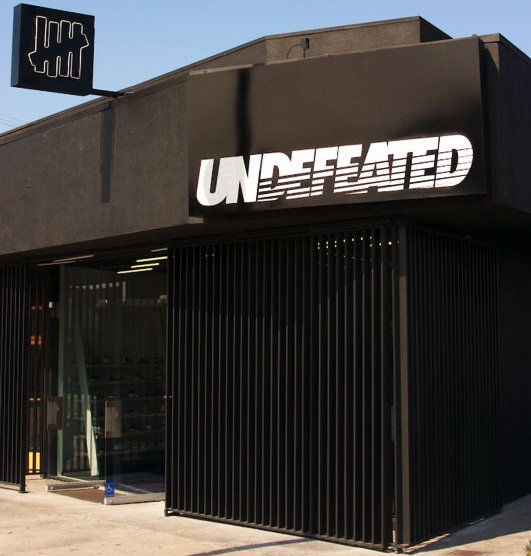 Undefeated Silverlake Sneaker Store