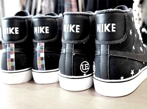 uniform experiment x Nike Sportswear All Court Mid Pack  3974128ac132