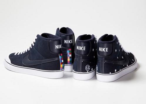 uniform experiment x Nike Sportswear All Court Mid Pack - A Closer Look