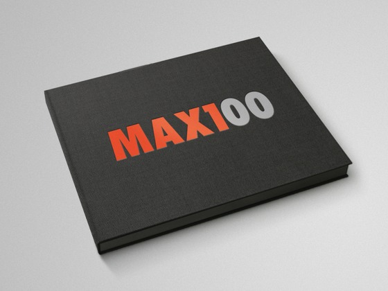 MAX100: The Book Project - by Matt Stevens