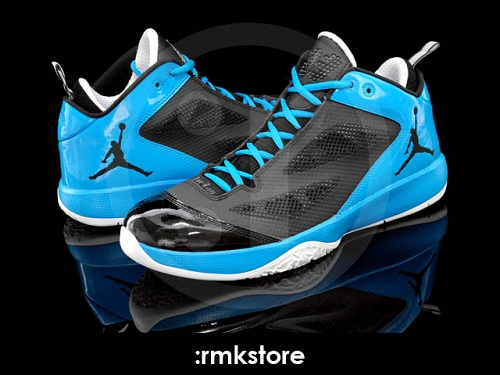 Air Jordan 2011 Quick Fuse - Black/Photo Blue-White