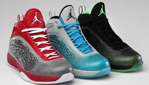 Air Jordan 2011 - Trio - Available Early