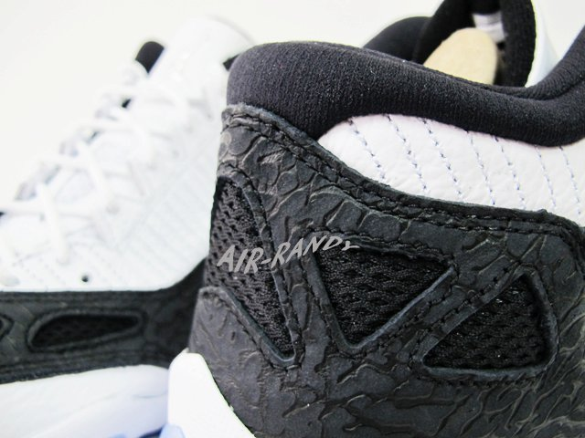 Air-Jordan-XI-11-Low-IE-Retro-White-Black-Metallic-Silver-New-Images-6