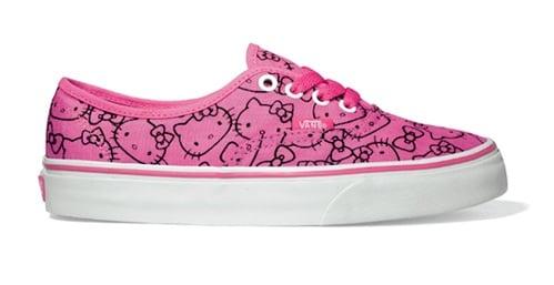 Hello Kitty x Vans Collection - June 2011