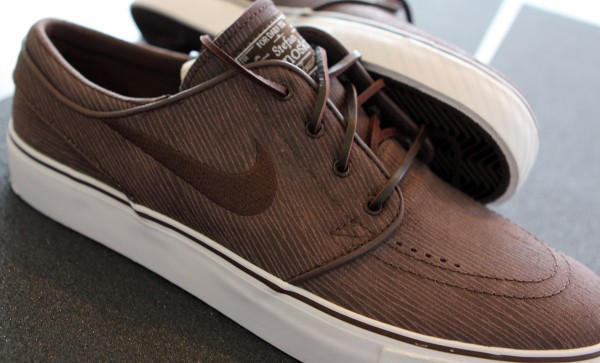 Nike SB Zoom Stefan Janoski - 'Woodgrain' QS - Available