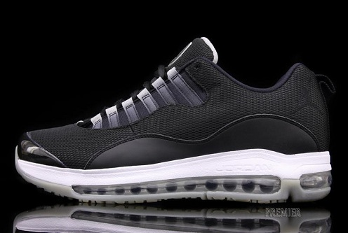 Jordan CMFT Air Max 10 - Black/Medium Grey-White
