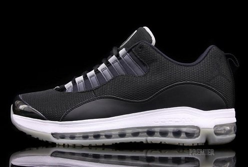 Jordan CMFT Air Max 10 - Black/Medium Grey-White