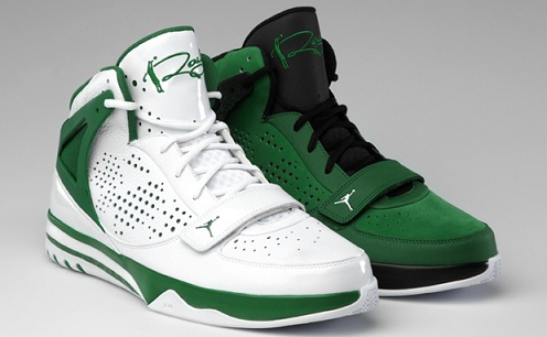 "Jordan Phase 23 Hoops - Ray Allen ""Home"" & ""Away"" PEs"