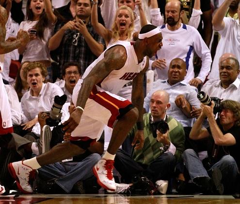 King James Helps Heat Take Game 3 in New Nike LeBron 8 PS PE