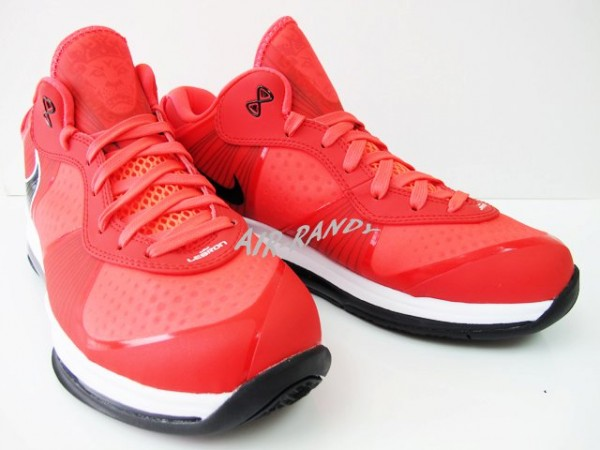 lebron 8 low red - photo #31