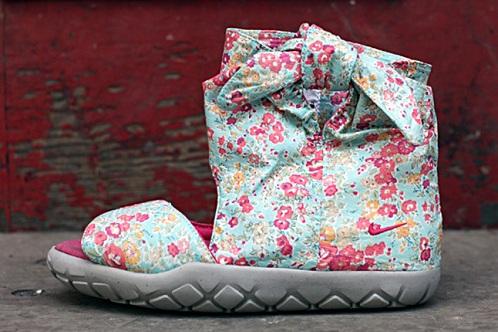 Liberty x Nike Moc Sandals