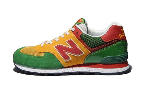 New Balance M574 - Tropical Fruit Pack