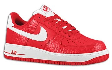 Nike Air Force 1 Low - Varsity Red/White
