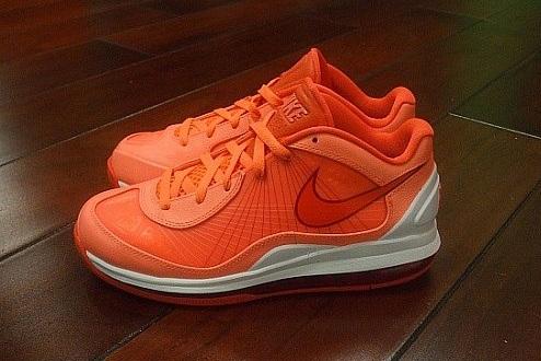 "Nike Air Max 360 BB Low ""Mango"""