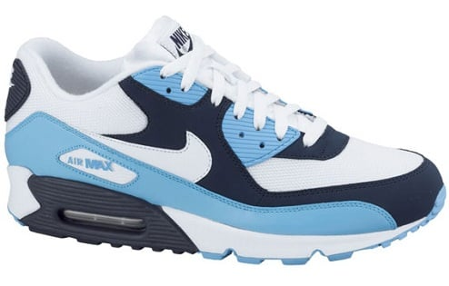 "Nike Air Max 90 ""Chlorine Blue"" @ Online Nike Shop"