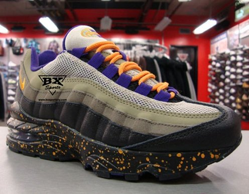 "Nike Air Max 95 GS ""Mowabb"""