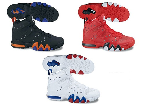 Nike Air Max Barkley - Spring 2012