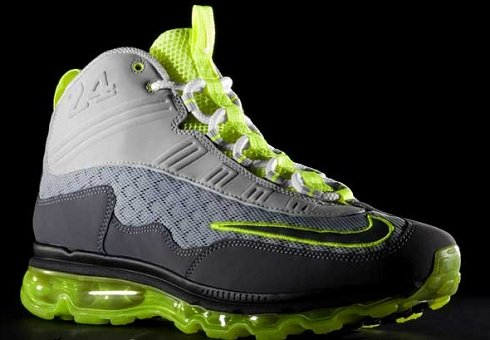 Nike Air Max Jr - Dark Grey/Cool Grey-Light Grey-Volt